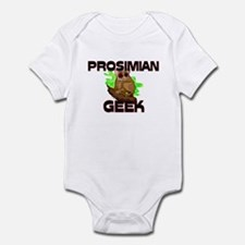 Prosimian Geek Infant Bodysuit
