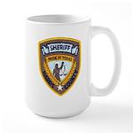 Harris County Sheriff Large Mug