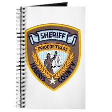 Harris County Sheriff Journal
