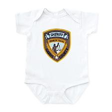 Harris County Sheriff Infant Bodysuit