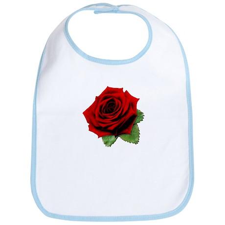 A Rose is a Rose Bib