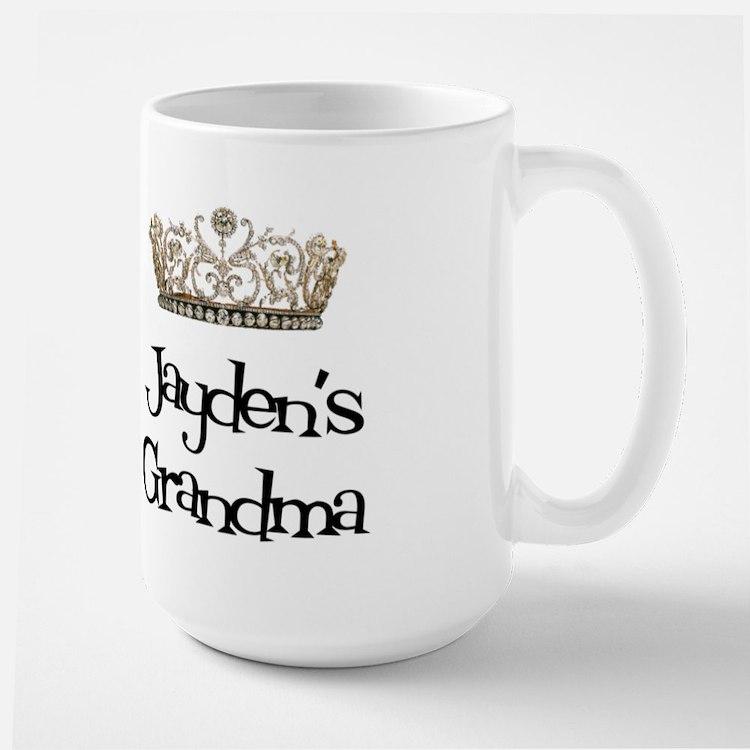 Jayden's Grandma Mug