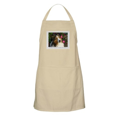 All things in nature. BBQ Apron