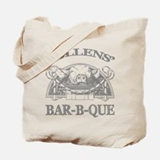 Cullen Family Name Vintage Barbeque Tote Bag