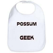 Possum Geek Bib