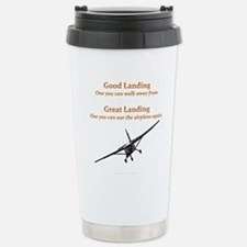 Good Landing/Great Landing Stainless Steel Travel
