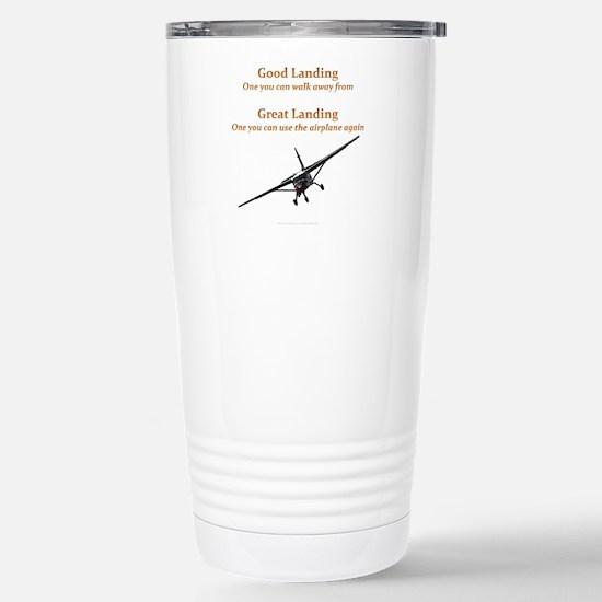 Good Landing/Great Landing Stainless Steel Travel