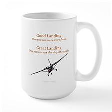 Good Landing/Great Landing Mug