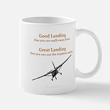 Good Landing/Great Landing Small Small Mug