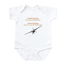 Good Landing/Great Landing Infant Bodysuit