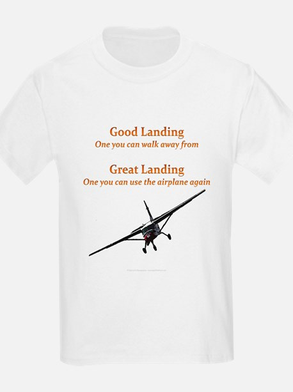 Good Landing/Great Landing T-Shirt