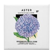 Aster Tile Coaster