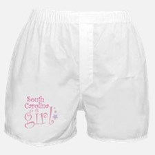 South Carolina Girl Boxer Shorts