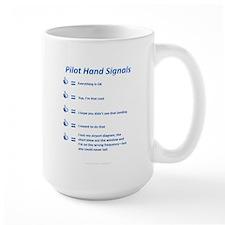 Hand Signals Mug