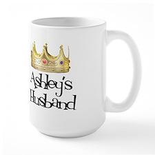 Ashley's Husband Mug