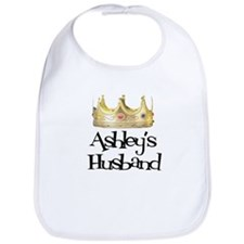 Ashley's Husband Bib