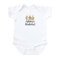 Ashley's Husband Infant Bodysuit
