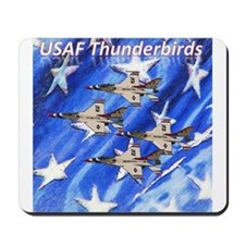 Thunderbirds, Flag Mousepad