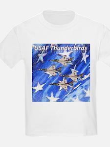 Thunderbirds, Flag T-Shirt