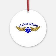 Flight Medic Ornament (Round)