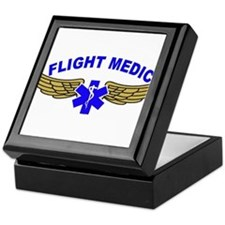 Flight Medic Keepsake Box