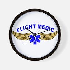 Flight Medic Wall Clock