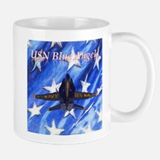 Blue Angels - Flag Mug