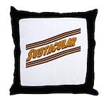 Subtacular Throw Pillow