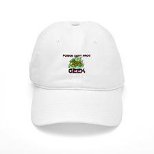 Poison Dart Frog Geek Baseball Cap