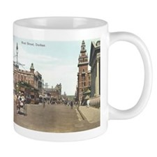 Durban native rickshaw Mug