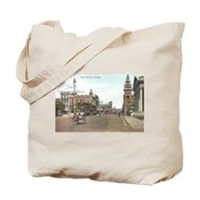 Durban native rickshaw Tote Bag