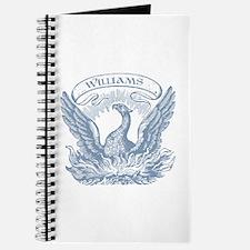 Williams Vintage Eagle Last Name Journal