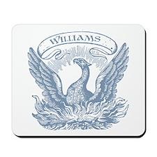 Williams Vintage Eagle Last Name Mousepad