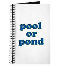 pool or pond Journal