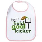 Future Field Goal Kicker Bib