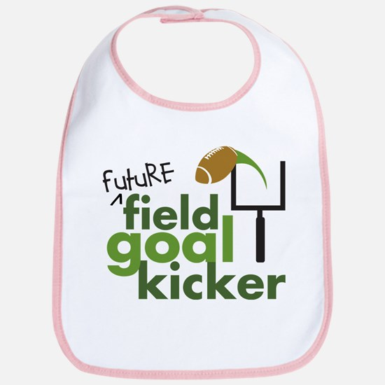 Future Field Goal Kicker Bib