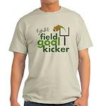 Future Field Goal Kicker Light T-Shirt