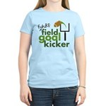 Future Field Goal Kicker Women's Light T-Shirt