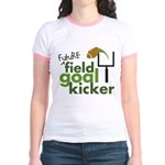 Future Field Goal Kicker Jr. Ringer T-Shirt