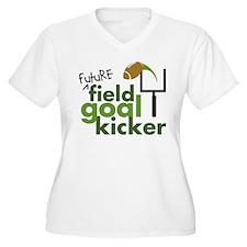 Future Field Goal Kicker T-Shirt