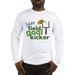 Future Field Goal Kicker Long Sleeve T-Shirt