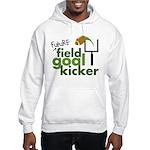 Future Field Goal Kicker Hooded Sweatshirt