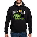Future Field Goal Kicker Hoodie (dark)