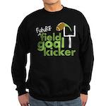 Future Field Goal Kicker Sweatshirt (dark)