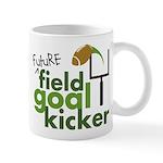 Future Field Goal Kicker Mug