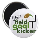 Future Field Goal Kicker Magnet