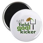 "Future Field Goal Kicker 2.25"" Magnet (10 pack)"
