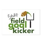 Future Field Goal Kicker Postcards (Package of 8)