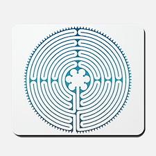 Chartre Labyrinth Mousepad