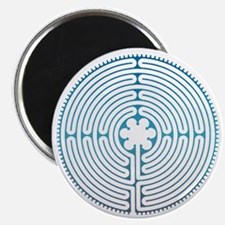 Chartre Labyrinth Magnet